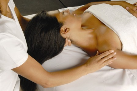 Fort Collins Lymph Massage Neck Work