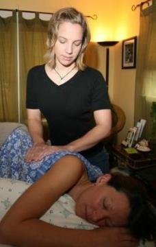 Fort Collins Lymph Drainage Therapy Session